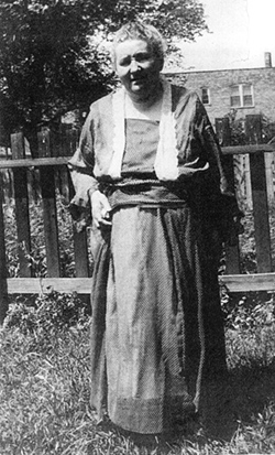 Mary Epstein Justman